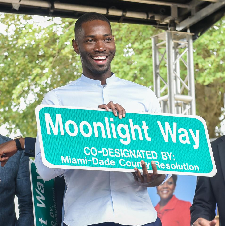 BPRW) Moonlight Creators Barry Jenkins and Tarell Alvin Mccraney ...