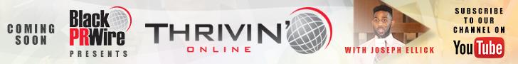 Thrivin' Online Promo