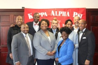 African American Chamber and KAPsi Event a Success