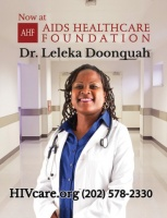 (BPRW) AHF Welcomes Dr. Leleka Doonquah to its DC & Maryland Healthcare Centers