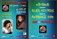 "(BPRW) AHF to Launch ""Keep the Promise Concert & March"" in Ft. Lauderdale Featuring Award-Winning Gospel Artists Yolanda Adams and Erica Campbell in Recognition of National Black HIV/AIDS Awareness Day"
