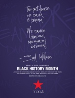 (BPRW) Macy's Celebrates Black Art, Expression and Culture During Black History Month