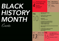 (BPRW) Black History Month events to open dialogue about race on campus