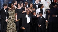 (BPRW) 'MOONLIGHT' WINS THREE OSCARS, INCLUDING BEST PICTURE; SWEEPS  FILM INDEPENDENT SPIRIT AWARDS WITH  SIX WINS