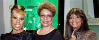 Honorees (L to R): Charna Rainey, Barbara Armand, and Shelley Brazley. Photo by: Roc Runna Press