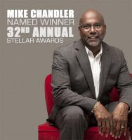 (BPRW) MIKE CHANDLER NAMED WINNER 32ND ANNUAL STELLAR AWARDS