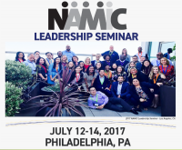 (BPRW) NAMIC Leadership Seminar set for July 12-14 2017 in Philadelphia, PA