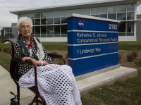 NASA Langley's Katherine Johnson Computational Research Facility Officially Opens