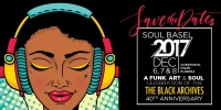 Funky Turns 40! Funk, Art & Soul - The Black Archives Celebrates its 40th Anniversary