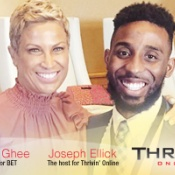 'Thrivin' Online' chats with Michele Thornton Ghee -BET Senior Exec shares a glimpse into her dynamic world -