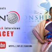 THRIVIN' ONLINE with 'THE VOICE'….. Jill Tracey