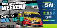 (BPRW) Use FL511 to find the best route to the 2018 Ford Championship Weekend at Homestead Miami Speedway