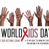 "Ahead of World AIDS Day, new UNAIDS report says ""Knowledge is Power"""