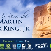Use FL511 to find the best route to MLK Day celebrations