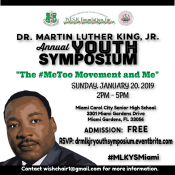 W.I.S.H. Foundation MLK Symposium
