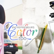 How this Emerging Black Entrepreneur is Celebrating Black History through Coloring