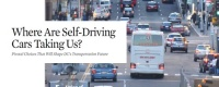 Will Self-Driving Cars Help or Harm Our Communities? by Richard Ezike, Kendall Fellow at the Union of Concerned Scientists