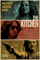 (BPRW) NEW TRAILER RELEASED FOR 'THE KITCHEN,'  STARRING MELISSA MCCARTHY, TIFFANY HADDISH,  AND ELISABETH MOSS