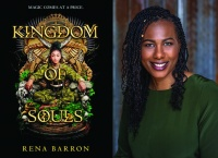 (BPRW) African American author who secured 7-figure, six-book deal across two major publishers debuts this September