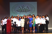 (BPRW) ALPHA KAPPA ALPHA SORORITY, INC. GAMMA ZETA OMEGA CHAPTER TRADEMARKS CONGRESSWOMAN FREDERICA S. WILSON'S PUMPS, PEARLS AND POLITICS™ EVENT
