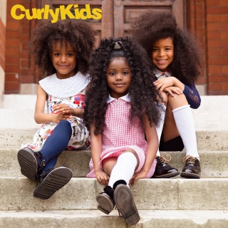 CurlyKids Mixed Texture HairCare Creative Soul Photo